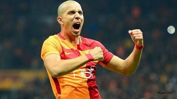 Galatasaray'da Feghouli'ye talip var