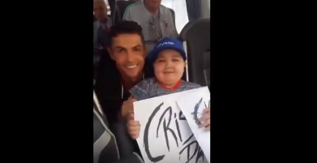 Gönül adamı: Ronaldo