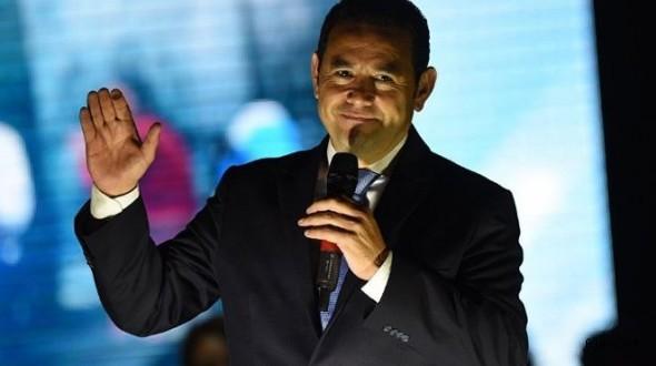 Guatemala Kudüs'e büyükelçilik açtı!