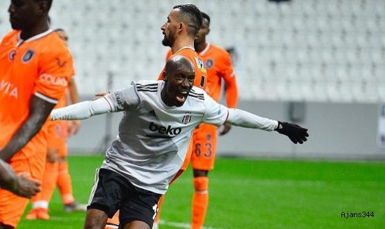 Haftanın maçında kazanan Beşiktaş: 3-2
