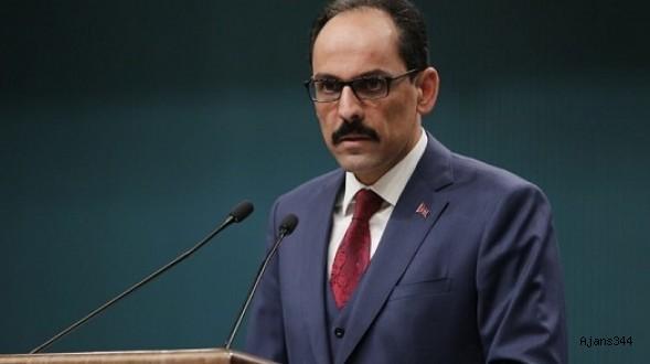 İbrahim Kalın: Türk askeri oradayken göze alamazlar…