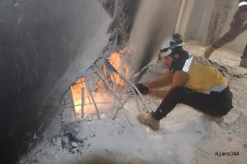 İdlib'de savaş şiddetleniyor