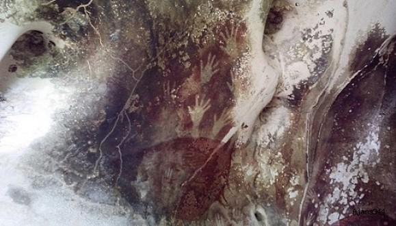 İnsan Eliyle Yapılmış En Eski Çizim Bulundu
