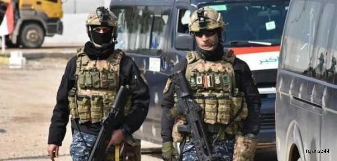 Irak'ta kanlı saldırı: 13 polis öldü