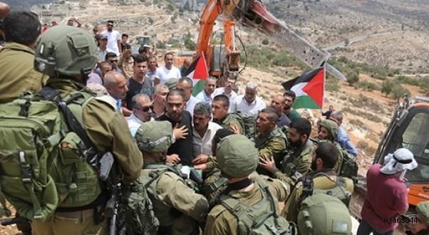 İsrail yerleşim yerlerini 25 yılda dört kat artırdı