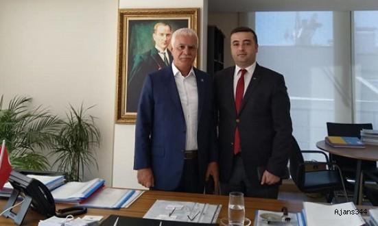 İyi Parti Dulkadiroğlu'nda 'Onur' Dönemi