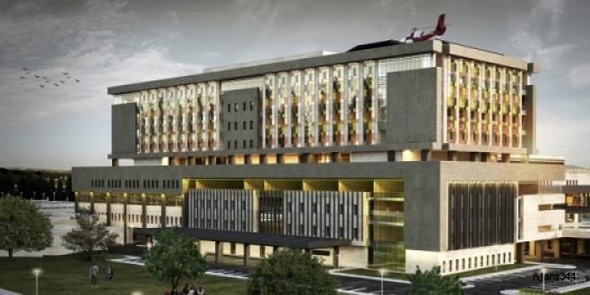 Kahramanmaraş'a 'Çocuk Hastanesi' Müjdesi