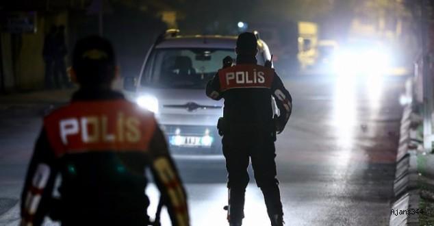 Kahramanmaraş'ta 800 Polisle Asayiş Uygulaması