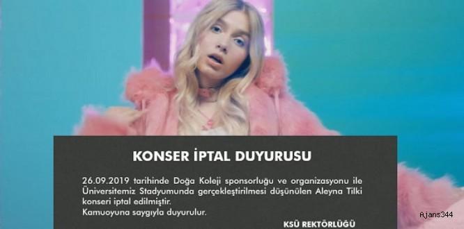 Kahramanmaraş'ta Aleyna Tilki Krizi