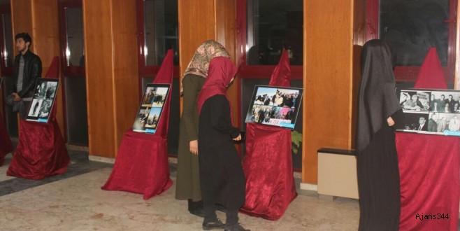 Kahramanmaraş'ta 'Başbuğ' fotoğraf sergisi
