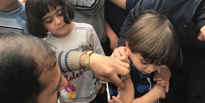 Kahramanmaraş'ta Dünya Aşı Haftası Kutlandı