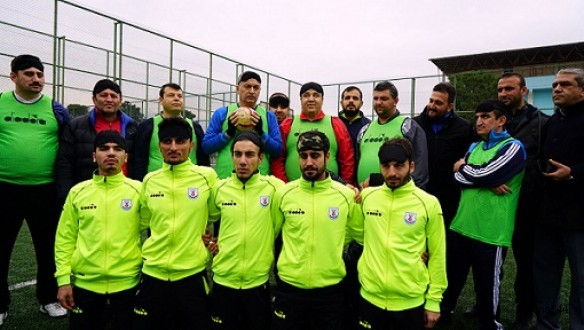 Kahramanmaraş'ta Spor 'Engel' Tanımıyor