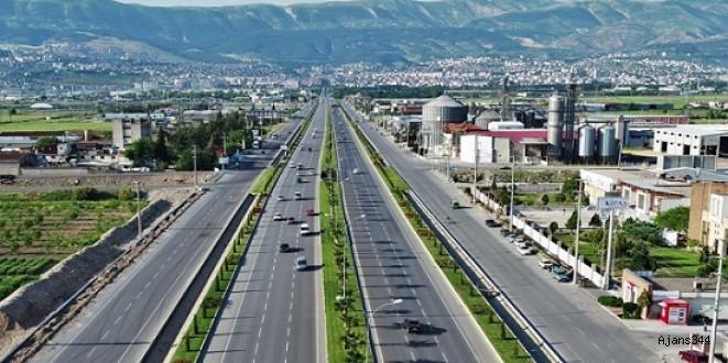 Kahramanmaraş'ta trafiğe kayıtlı araç sayısı 246 201 oldu