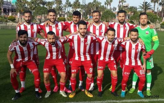 Kahramanmaraşspor Hazırlık Maçında Dağıldı!