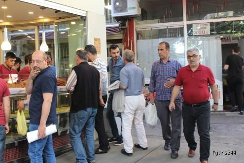 Kapalıçarşı'da Ramazan bereketi