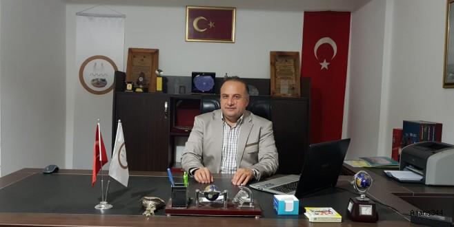 KAPAM'da Yeni Başkan İsmail Yaşar