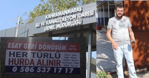 KASKİ VATANDAŞA SU VERMİYOR!