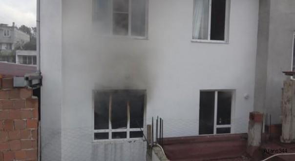 Kiracı Ev Sahibine Kızdı, Evi Ateşe Verdi