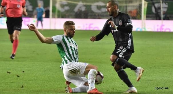 Konya'da Kimse Uçamadı: 2-2