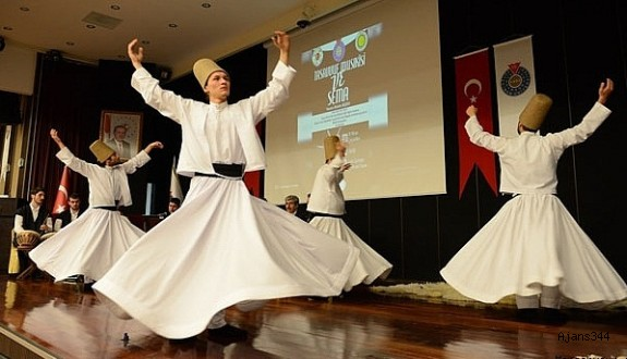 KSÜ'de 'Tasavvuf Musikisi ve Sema İcrası'