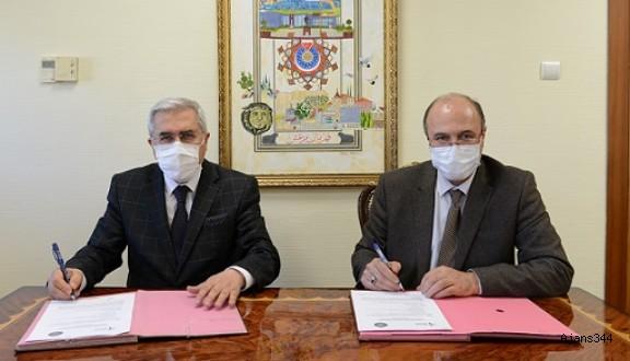 KSÜ ve İŞKUR Arasında 'İşbirliği Protokolü' İmzalandı