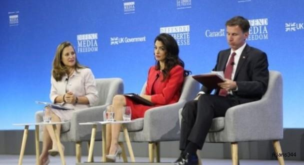 Küresel basın özgürlüğü için 5 maddelik girişim
