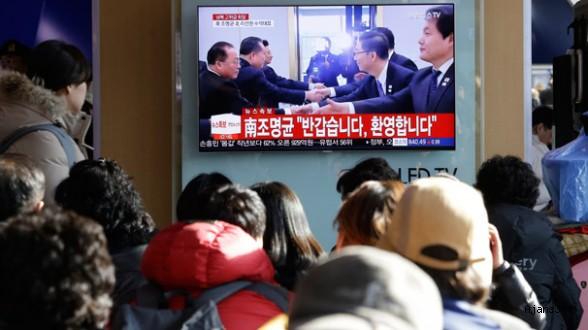 Kuzey Kore'de beklenen oldu