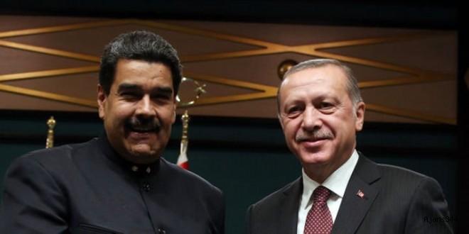Maduro`da Türkiye`ye kripto çağrısı!