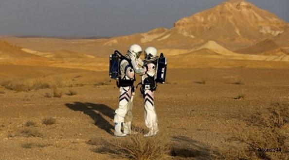 Mars'a Gidilirse Nasıl Tarım Yapılacak?