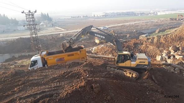 Mehmet Ali Kısakürek Bulvarı Perşembe'ye kadar kapalı