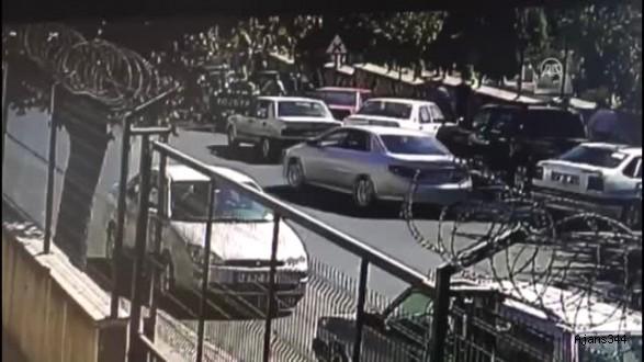 Mezarlık Hırsızı Yakalandı
