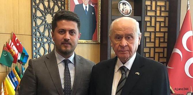 MHP Dulkadiroğlu İlçe Başkanlığına Atama