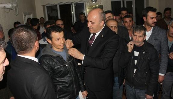 MHP Dulkadiroğlu'na 200 Yeni Üye