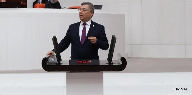 MHP'li Aycan'dan Eğitimde 'Branş' Vurgusu
