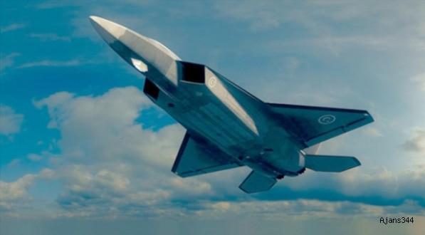 Milli savaş uçağı milli jet motoruyla ulaşacak