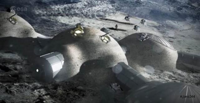 NASA, Aya Kuracağı Üs İçin 2.6 Milyar Dolarlık Bütçe Ayırdı