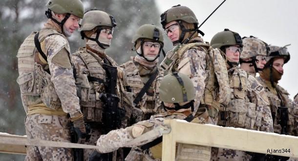 NATO'dan 30 bin kişilik birlik