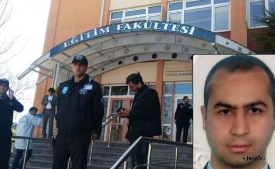 Osmangazi Üniversitesi'ni kana bulayan katilin ifadesi ortaya çıktı