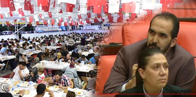Özdemir iftar çadırlarının neden kaldırıldığını anlattı