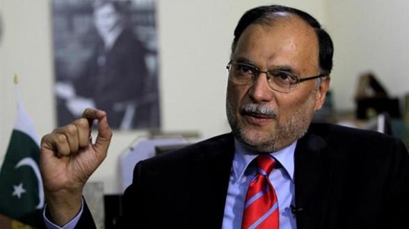 Pakistan İçişleri Bakanı vuruldu!