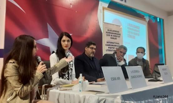 Pazarcık'ta Okur-Yazar Buluşması