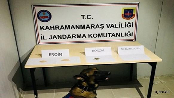 Pazarcık'ta Uyuşturucu Operasyonu: 3 Gözaltı