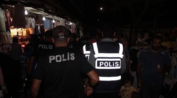 POLİSTEN BAYRAM ÖNCESİ ŞOK UYGULAMA