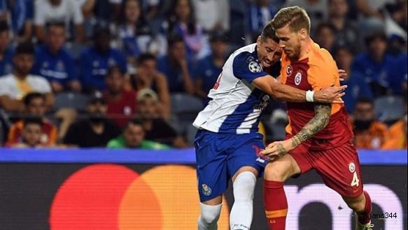 Porto-Galatasaray maç sonucu: 1-0