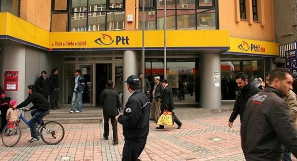 PTT'den katılım bankası
