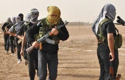 PYD Suriye Sınırında Ordu Kuruyor!