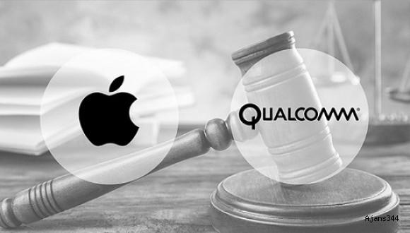Qualcomm, Apple'ı Hırsızlıkla Suçluyor