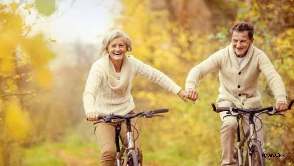 Sağlıklı yaşlanma için düzenli yaşam şart