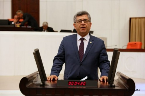 Sağlıkta şiddet sorunu Meclis'te