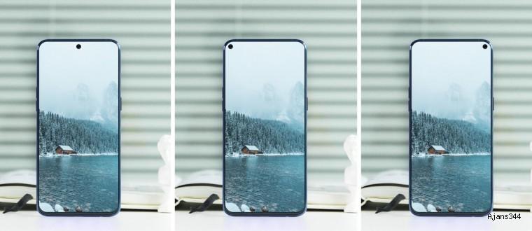 Samsung'dan Çentiksiz Ekran!